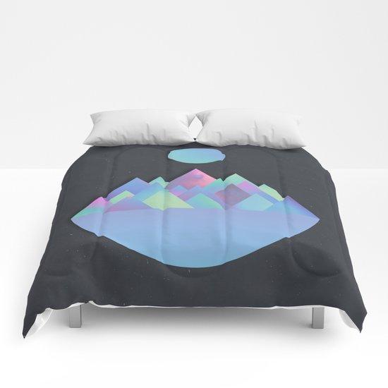Moon Peaks Alternative Comforters