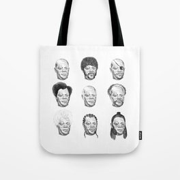 Samuel L. Jackson Tote Bag