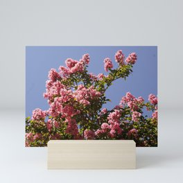 Salutation of the Flora Mini Art Print