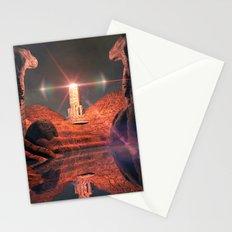 Mystical fantasy world Stationery Cards