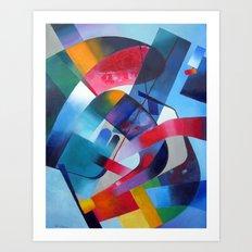 Ruben10 Art Print