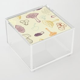 End of Summer Acrylic Box