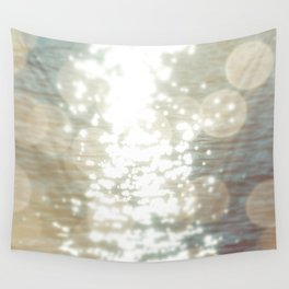 Sun glitter - afterglow Wall Tapestry