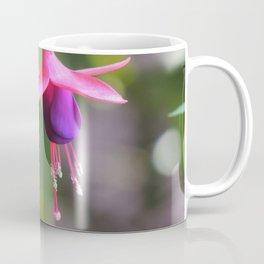 Fuchsia in the Rose Garden Coffee Mug