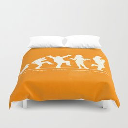 Bluth Chickens Duvet Cover