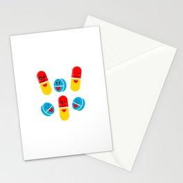 """Are You A Loving Person? Then This Is Te Perfect Tee For You Saying """"Your Love Is My Drug"""" T-shirt Stationery Cards"""