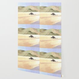 Landscape - Watercolor Wallpaper