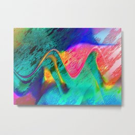 energy overload Metal Print