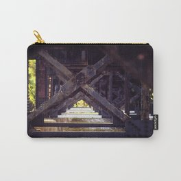 Rusty Bridge Carry-All Pouch