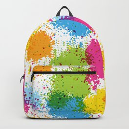 Eat Play Love Backpack