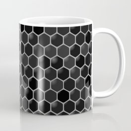 black beehive Coffee Mug