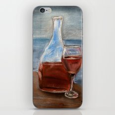 Elegance with ambiance iPhone & iPod Skin