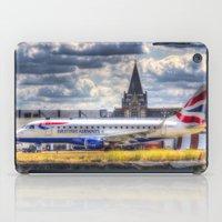 british iPad Cases featuring British Airways  by David Pyatt