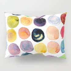 Watercolor Constellation Pillow Sham