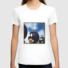 Bob-omb Battlefield T-shirt