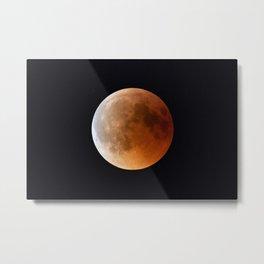 Magical Full Moon Metal Print