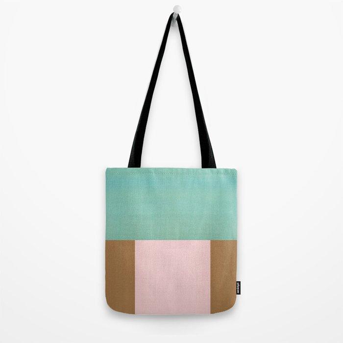 Seaside Sorbet Tote Bag