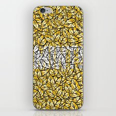 Mint! (Gold) iPhone & iPod Skin