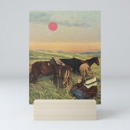 Second Summer Mini Art Print