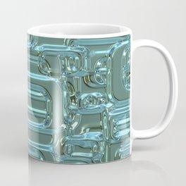 Shimmering retro Pattern Coffee Mug