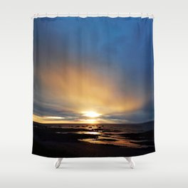 The Light under the Storm Shower Curtain