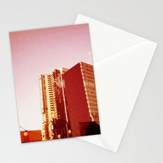 City Rooftop Stationery Cards