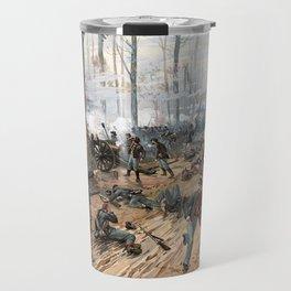 The Battle of Shiloh -- Civil War Travel Mug