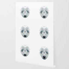Polar Bear face Wallpaper