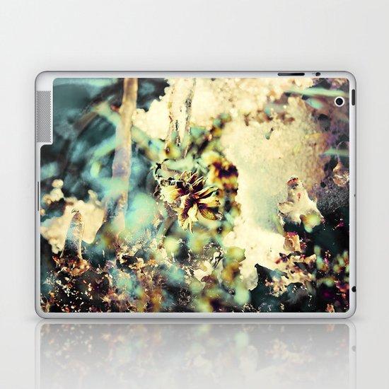 flowers & Ice. Laptop & iPad Skin