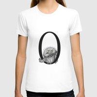 letter T-shirts featuring Letter  by Svenningsenmoller Design