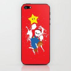 Mario Paint iPhone & iPod Skin
