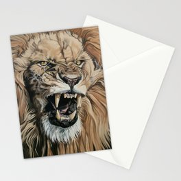 Jealous Roar Stationery Cards