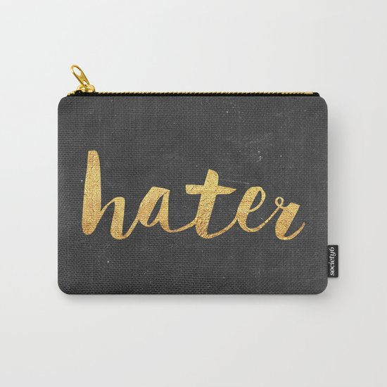 Hater Carry-All Pouch