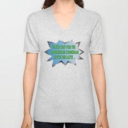 Caitlin T-shirt Unisex V-Neck