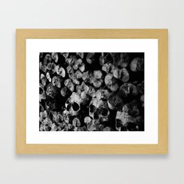 Ossuary.  Framed Art Print
