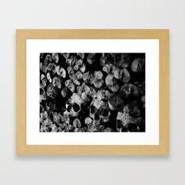 Ossuary.  Framed Art Print