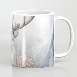 Midnight Deer Coffee Mug