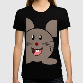 Cartoon Lovely Mouse T-shirt