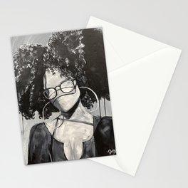 Naturally Melanin II  Stationery Cards