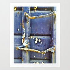 Ladder Of Broken Dreams Art Print