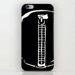 Close Minded... iPhone Skin