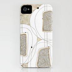 Orbiting iPhone (4, 4s) Slim Case