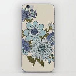 Dorchester Flower 2 iPhone Skin