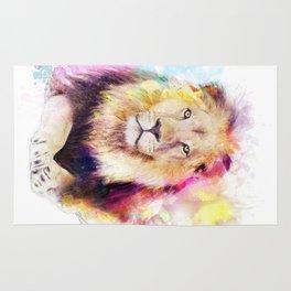Sunny lion Rug