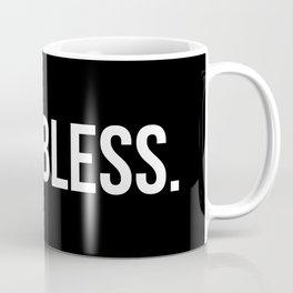Papa Bless - version 2 - white Coffee Mug