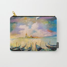 Venice before the storm Carry-All Pouch