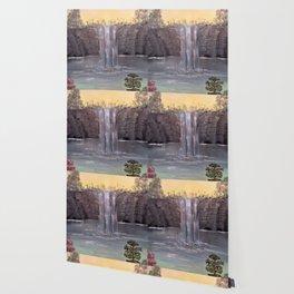 Tranquil Falls Wallpaper