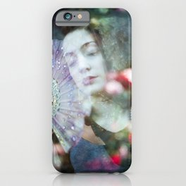 Lost in Translation - Film Fashion Photograph iPhone Case