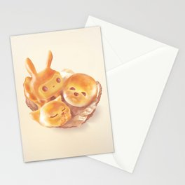 The Soul of the Bread Stationery Cards
