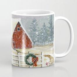 Holidays on the Homestead Coffee Mug